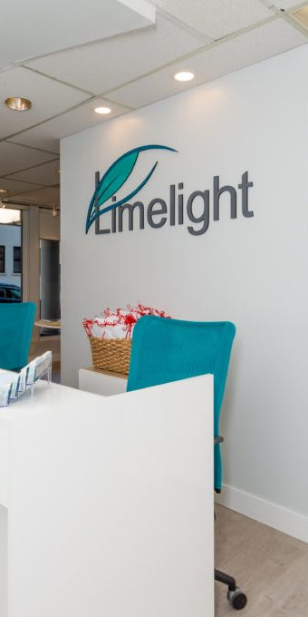 Woman's rehabilitation at Limelight Physiotherapy Clinic in Vancouver Downtown