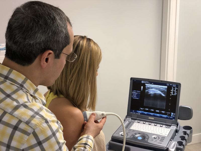 Rehabilitative Sonographic Assessment in Vancouver Downtown at Limelight Wellness Clinic